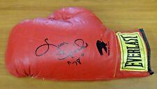 Leon Spinks Heavyweight Boxing Champion Signed Boxing Glove JSA/PSA Guarantee