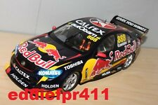 1/18 2014 HOLDEN VF COMMODORE CRAIG LOWNDES RED BULL RACING 888 RACE ENGINEERING
