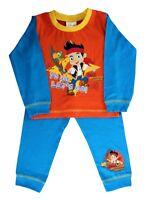 Disney-Jake Jack et les Pirates Officiel Certifié pour Garçons Orange Bleu