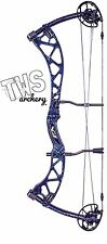 Martin 50lb Purple Carbon Mist Compound Bow USA MADE Ladies Womens
