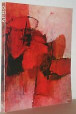 Afro catalogo Galleria Nazionale d'Arte Moderna Roma 1978