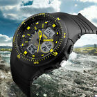New SKMEI Watch Sport Quartz Wrist Men Mens Analog Digital Waterproof Military L