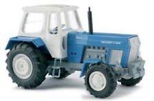 """Busch 8702 - Spur TT - Traktor """"Fortschritt"""" Blau - Neu"""