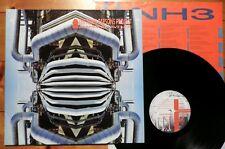 Alan Parsons Project-Ammonia Avenue-GER 1984 + OIS + testi Arista 206100 Top