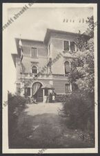 COMO BRUNATE 166 VILLA MARIA Cartolina viaggiata 1938