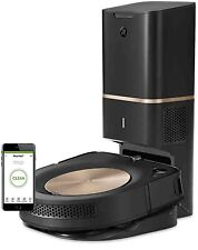 iRobot Roomba s9+ Vacuum Cleaner with Automatic Dirt Disposal S9550