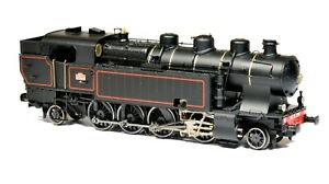 Jouef HO scale SNCF 141.TA.308 in lined black HJ2301
