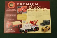 Corgi Premium Edition Flyer