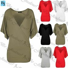 Unbranded Wrap Tops for Women