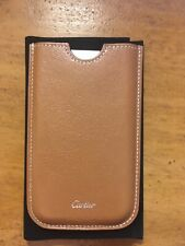 Cartier Les Must de Cartier Brown Calf Leather iPhone 4, Card,Cig Case L3001109