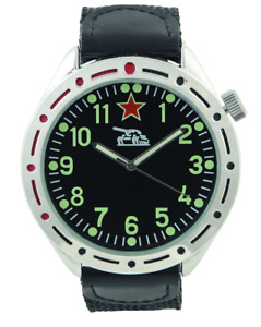 Eaglemoss Collection Russian Military Watch 1980s ISSUE #4 Brand New Boxed