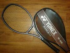 Vintage Yonex Rexking R-23 Midsize Tennis Racket Racquet 4 3/8'' + Original Case