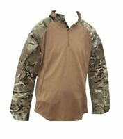 MTP UBAC BROWN Under Body Armour Combat Shirt British Army Military - LARGE -NEW