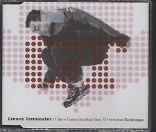 Groove Terminator - Here Comes Another One 4 Track CD Single CD (Single)