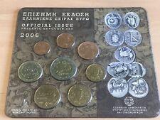 Coffret BU Grèce 2006