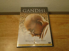 Gandhi 25th Anniversary Edition DVD Ben Kingsley New Sealed