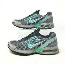 Nike Air Max Torch 4 Sneakers Lace Up Mesh Athletic Running Shoe Grey Womens 8.5