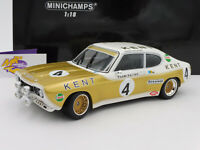 "Minichamps 155728504 # Ford Capri RS 2600 24h Spa 1972 "" Fritzinger "" 1:18 NEU"
