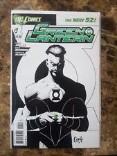 Green Lantern #1 - Black &  White variant - New 52 - DC Comics  - NM