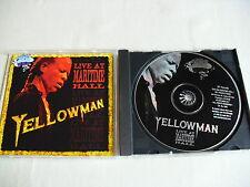 Yellowman  – Live At Maritime Hall    1998