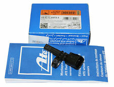 Audi / VW ABS RIGHT WHEEL SPEED SENSOR (FRONT or REAR) OEM ATE 360302 WHT003856