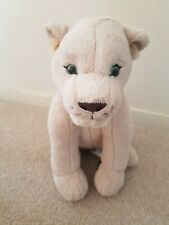 Build A Bear Workshop Disney The Lion King Adult Nala Soft Toy New Without Tags