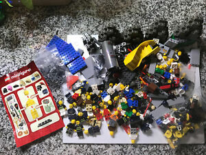 Lego Minifigures Lot 30+ Figures Over 1 Lb Many Accessories Includes All