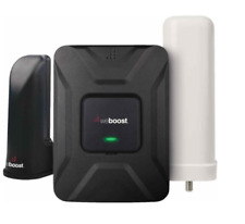 weBoost Drive 4G-X RV Cell Phone Signal Booster - Black