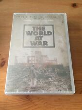 The World at War Vol.3,5,6 & 8 New Sealed DVDs