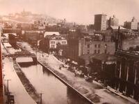 Cincinnati DOWNTOWN CINCINNATI POSTER PRINT EARLY 1900'S