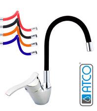 ATCO® Niederdruck Waschtisch Armatur Gastronomie Waschbeckenarmatur flexibel