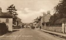 Wincanton. Turnpike, High Street # 10932 by A.& A.E.Williams, Wincanton.