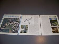VINTAGE..AIRPORT: CHICAGO-ROCKFORD (RFD) HISTORY..RARE! (487Q)