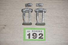 Ral Partha / FASA Battletech Mechwarrior 1987 Jenner x 2 - Metal Lot 192