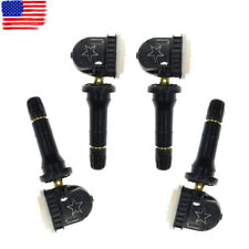 4pcs New TPMS Tire Pressure Sensor Set For Pontiac G5 G6 G8 G3 Wave Grand Prix