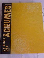 La bible des agrumes: Acidulé, Mélanie Martin, Hachette cuisine, 9782011356499