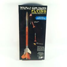 MPC Zenith 2 Payloader Mach 20 Series Model Rocket Kit Sealed