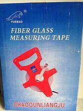 100 Meter Fiberglass Measuring Tape.