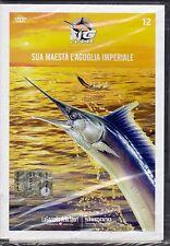 Dvd **BIG FISH ADVENTURES ♦ SUA MAESTA L'AGUGLIA IMPERIALE ♦ PESCA** nuovo
