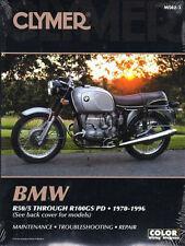 1970-1996 BMW R50/5 R50 R60 R65 R75 R80 R90 R100 R100GS Repair Shop Manual M5023