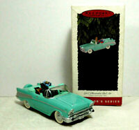 Hallmark 1994 Ornament 1957 Chevrolet Bel Air Classic American Cars Series #4