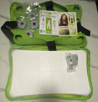 Wii Workout Bundle - Nintendo Wii Fit Plus with Balance Board Excellent Shape.