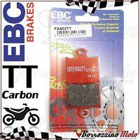 PASTIGLIE FRENO POSTERIORE CARBON EBC FA602TT KTM SX 85 2011