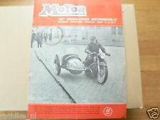MO5148-COVER BMW SIDECAR,EARLS COURT LAMBRETTA RECORD,DORAN AJS,DOT,MAGNEET SCOO