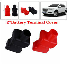 2xUniversal Car Battery Terminal Insulator Wire Connectors Cap Cover Protector
