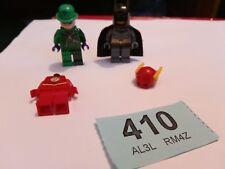 Acertijo Batman de Lego Minifigure Minifig paquete Superheroes Dc Flash 76012 #410