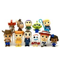 Funko Mystery Minis Disney Toy Story 4 You Choose w/ Box Alien Forky Dummy Buzz