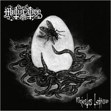 MUTIILATION - Majestas Leprosus  [Re-Release] DIGI CD
