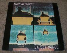Street Dance Mike Klinger~1980 Jazz Funk~Match Box MB 1006~FAST SHIPPING!!!