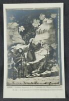 St. Francis Brings Fourth a Spring VTG Postcard Unposted